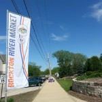 New River Market Flags